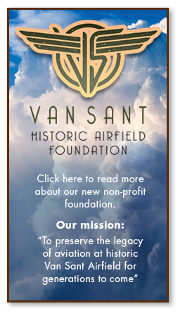 Van Sant Historial Airfield Foundation